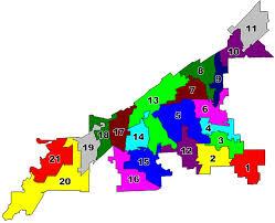 map of cleveland cleveland neighborhood maps neighborhoodlink