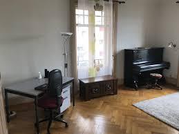 chambres meubl馥s lausanne gare 3 chambres meublées dans appartement pour étudiants