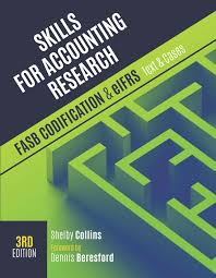 skills for accounting research 3e mybusinesscourse