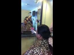 sissy feminization haircuts my husband s trip to valeria s salon youtube