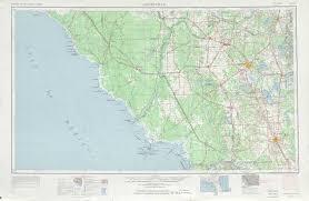 Valdosta Map Gainesville Topographic Maps Fl Usgs Topo Quad 29082a1 At 1