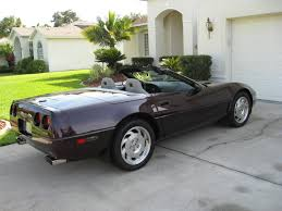 c4 corvette convertible for sale 1994 chevrolet corvette c4 convertible pictures information and