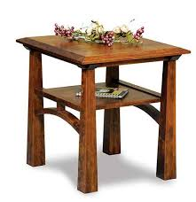 Living Room End Tables Amish Living Room End Tables The Amish Market Amish Crafted