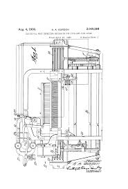 Pick Sheets Patent Us2049584 Electrical Weft Detecting Mechanism For Pick
