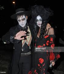 jonathan ross hosts his annual halloween party in london october