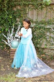 Snowflake Halloween Costume Diy Disney Elsa Costume Pumpkin Princess