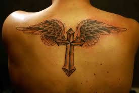 wings back tattoo designs page 3