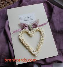 weddings cards handmade wedding cards for wedding day card for