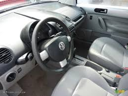 volkswagen new beetle interior grey interior 2000 volkswagen new beetle gls 1 8t coupe photo