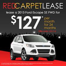 brothers chronicle 2013 ford escape carpet lease offer