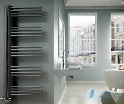Luxury Thermostatic Electric Towel Rail Heating Element Bathroom - Designer bathroom store