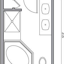 luxury bathroom floor plans fiorito interior design the luxury bathroom by fiorito interior
