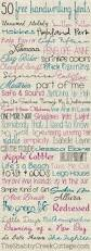 377 best tech tools images on pinterest free handwriting fonts