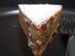in praise of sardines hazelnut brown butter cake