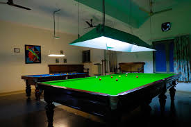 Elliptical Pool Table Facilities The Coimbatore Club