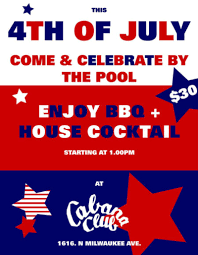 4th of july bbq bash in chicago at the robey