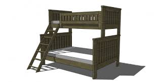 Building A Bunk Bed 31 Diy Bunk Bed Plans Ideas That Will Save A Lot Of Bedroom Space