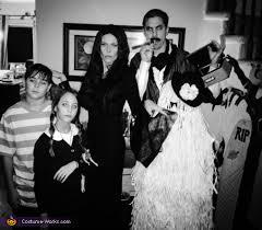 Addams Family Costumes Addams Family Halloween Costume Ideas Costume Model Ideas