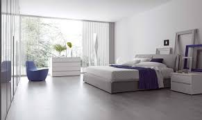 modern bedroom blinds