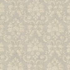 marsden light gray damask wallpaper traditional wallpaper by