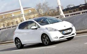 buy a peugeot peugeot 208 review