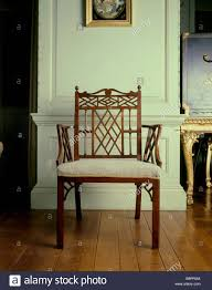 Chinese Chippendale Chair by Mahogany Chair In Chinese Chippendale Style C18th In The Drawing