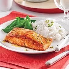 recette de cuisine saumon saumon érable et dijon recettes cuisine et nutrition pratico