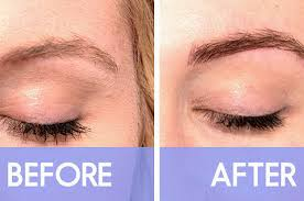 proper way to fill in eyebrows genius tricks for getting the best damn eyebrows of your life