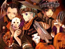 anime happy halloween happy holloween anime amino