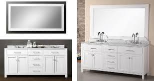 Restoration Hardware Bathroom Cabinet by Knockout Knockoffs Restoration Hardware White Vanities The