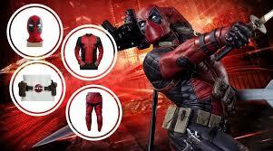 Deadpool Halloween Costume Deadpool Halloween Costume 2017 Ideas Freaks