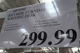 Costco Standing Desk by Bayside Computer Desk Costco Interesting Bayside Furnishings