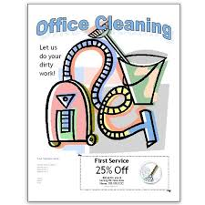 cleaning brochure templates free free office cleaning flyer templates for publisher and word