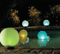 outdoor solar light the magicglobe solar sphere lighting