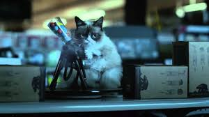 19 Awesome Grumpy Cat Christmas - grumpy cat s worst christmas ever 2014 official trailer hd