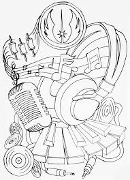 cool music tattoo designs to draw free download clip art free