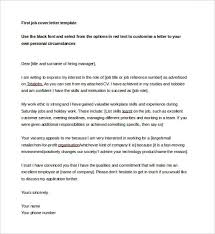 how to write covering letter for job cover letter name drop