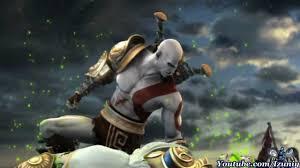 god of war 1 u0026 2 kratos u0026 zeus story of son and father youtube
