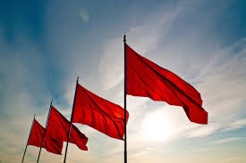 Red Flags When Dating Deal Breakers Part 1 A Red Flag List From Top Vcs
