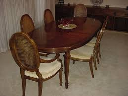 Excellent Ideas Drexel Dining Table Project Heritage Dining Room - Drexel heritage dining room set