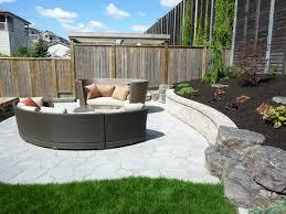 Simple Backyard Patios Download Back Yard Designs Garden Design