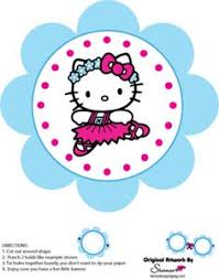 free printable hello kitty thank you cards from printabletreats