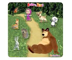 masha bear magnetic puzzle masha bear brands
