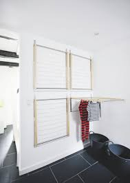 Ikea Wall Hanger by The Wall Mounted Drying Racks From Ikea Are Convenient Because