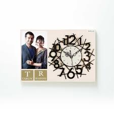 personalized clocks with pictures personalized gifts