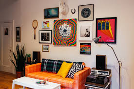 Home Brothers Design Brooklyn My 350sqft A Modern Bachelor Opens Up His Creative And Clever