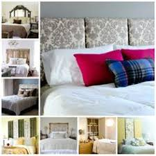 Upholstered Headboards Diy by Diy Upholstered Tufted Headboard Using Vinyl Fabric To Look Like