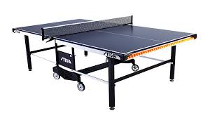 amazon com stiga sts 385 table tennis table ping pong stiga