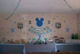 baby mickey 1st birthday baby mickey mouse birthday party ideas photo 6 of 39 catch my