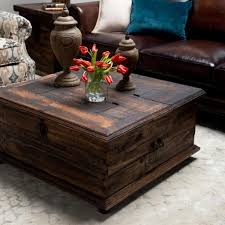 furniture trunk coffee table added value for your home interior